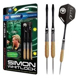 Winmau Darts W.C. 90% Golden Simon Whitlock
