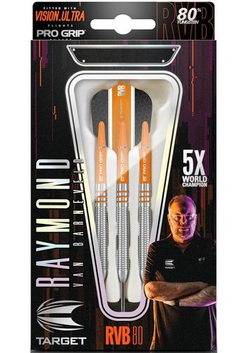 RVB80 Raymond van Barneveld