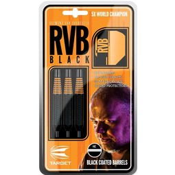 Target Darts Raymond van Barneveld RVB Black Brass