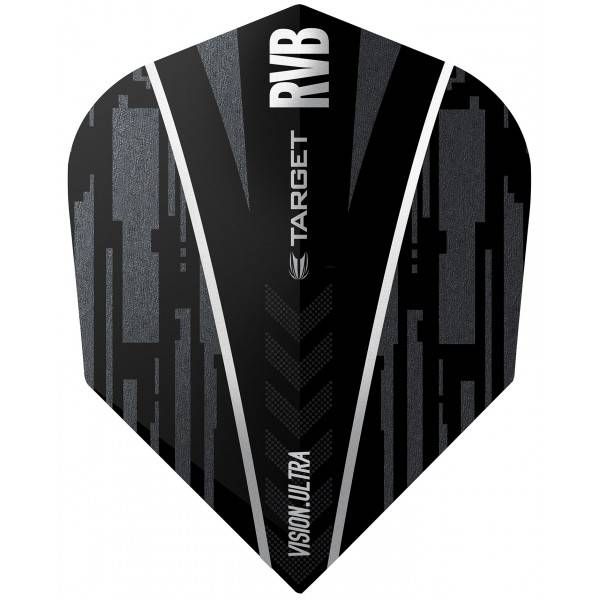 Target Darts Vision Ultra Ghost Player RVB Std.6