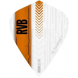 Target Darts Vision Ultra White Player RVB Kite
