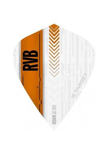 Vision Ultra White Player RVB Kite