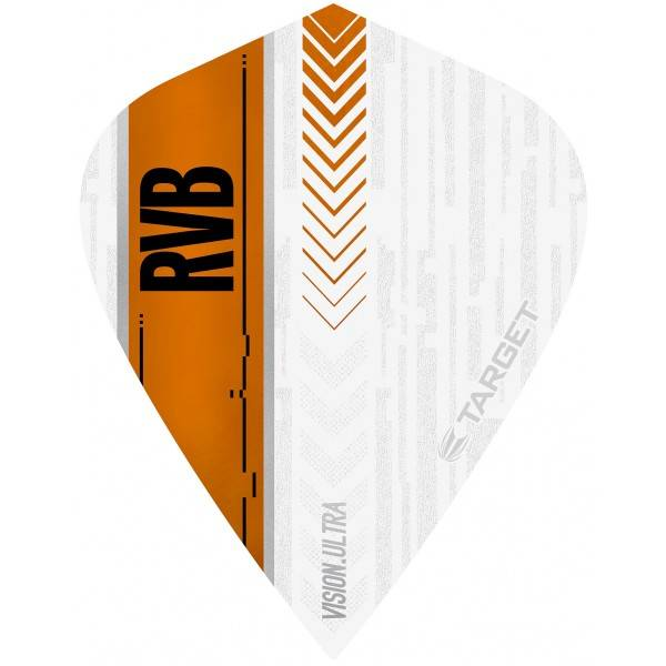 Target Darts Vision Ultra White Player RVB Kite
