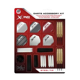 XQ-Max Darts 2 darts plus accessory kit 90 pcs
