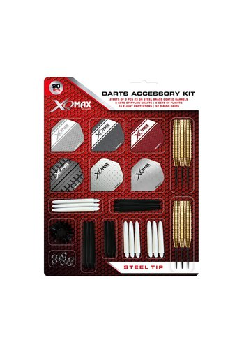 2 darts plus accessory kit 90 pcs