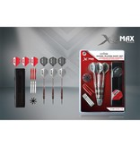 XQ-Max Darts Dartset nickel plated 21 gram