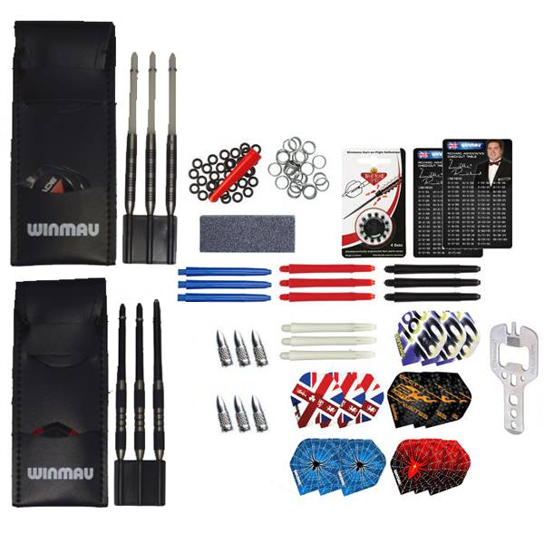 Winmau Darts - Ultimate Darts Collection