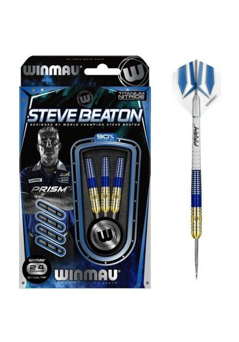 Steve Beaton Gold Blue 90%
