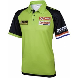 XQ-Max Darts Michael van Gerwen Wedstrijd Shirt 2018