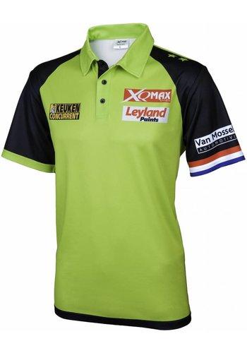 Michael van Gerwen Wedstrijd Shirt 2018