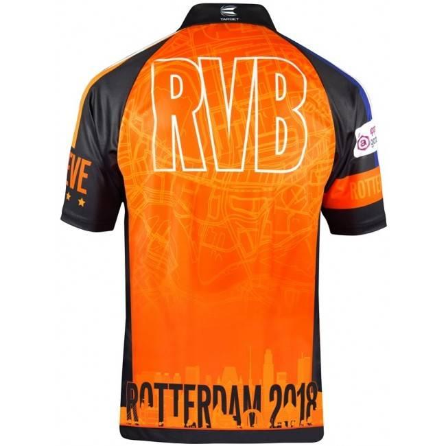 Target Darts RVB Ahoy Rotterdam Limited Edition Dartshirt 2018