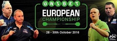 Zware loting Nederlanders European Championship