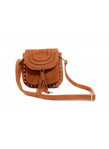 Fliex Hudson IT! Bag Cognac