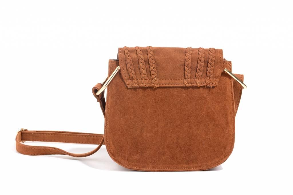 Fliex Hudson IT! Bag Cognac