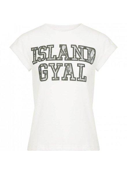 LA SISTERS Shirt Island Gyal