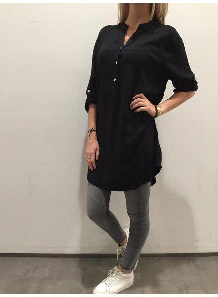 REBELZ Rebel blouse zwart