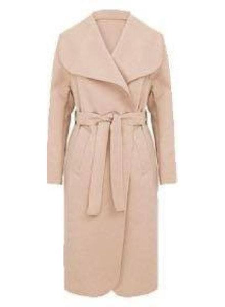 Fashion Mania Camel Coat