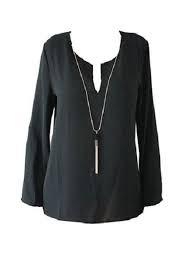 Fashion Mania Black Tuniek