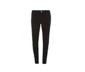 Fashion Mania Stretch broek zwart