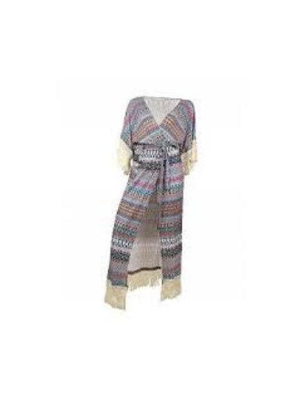 LOLA NOMADA Ibiza Kimono vest