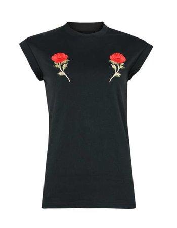 LA SISTERS Rose Tee