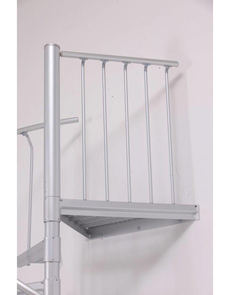 Zusatzpodest für Außentreppe ST 160