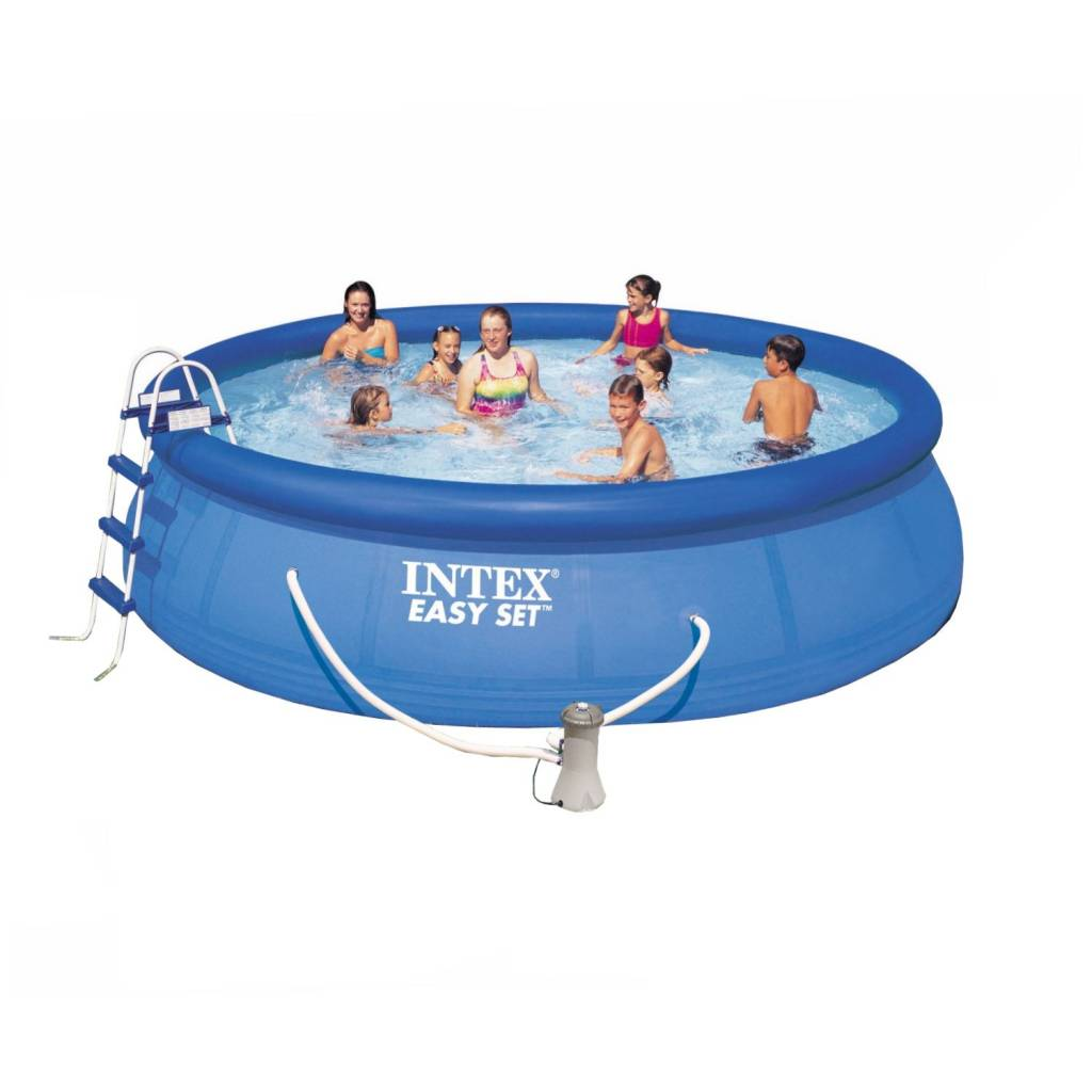 Intex Easy Set zwembad 457 x 122 cm