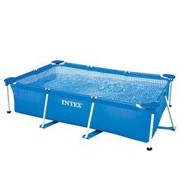 Intex Frame zwembad 220 x 150 x 60 cm