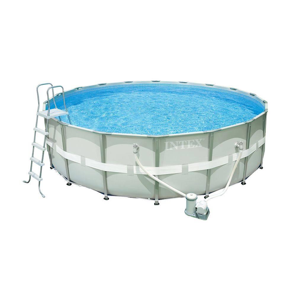 Intex ultra frame zwembad 975 x 488 x 132 cm intex in de for Frame zwembad aanbieding