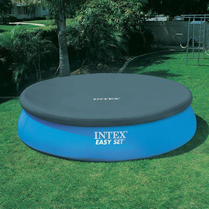 Intex afdekzeil zwembad Easy Set 457 cm