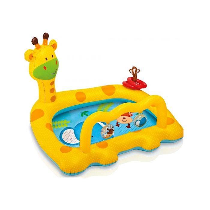 Intex Baby zwembad Giraffe