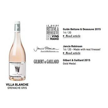 Calmel & Joseph Villa Blanche Grenache Rosé Magnum