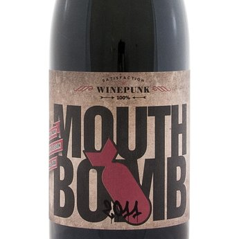 Wine Punk Mouth Bomb by WinePunk