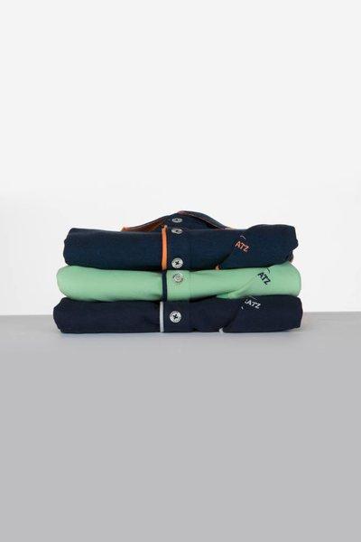 SCRATZ Golfwear SZ Players golf shirt pima katoen stretch