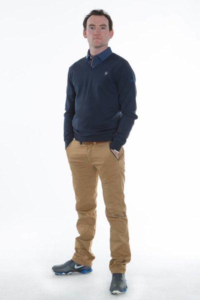 SCRATZ Golfwear Tim's favorite Look: Performance Blue