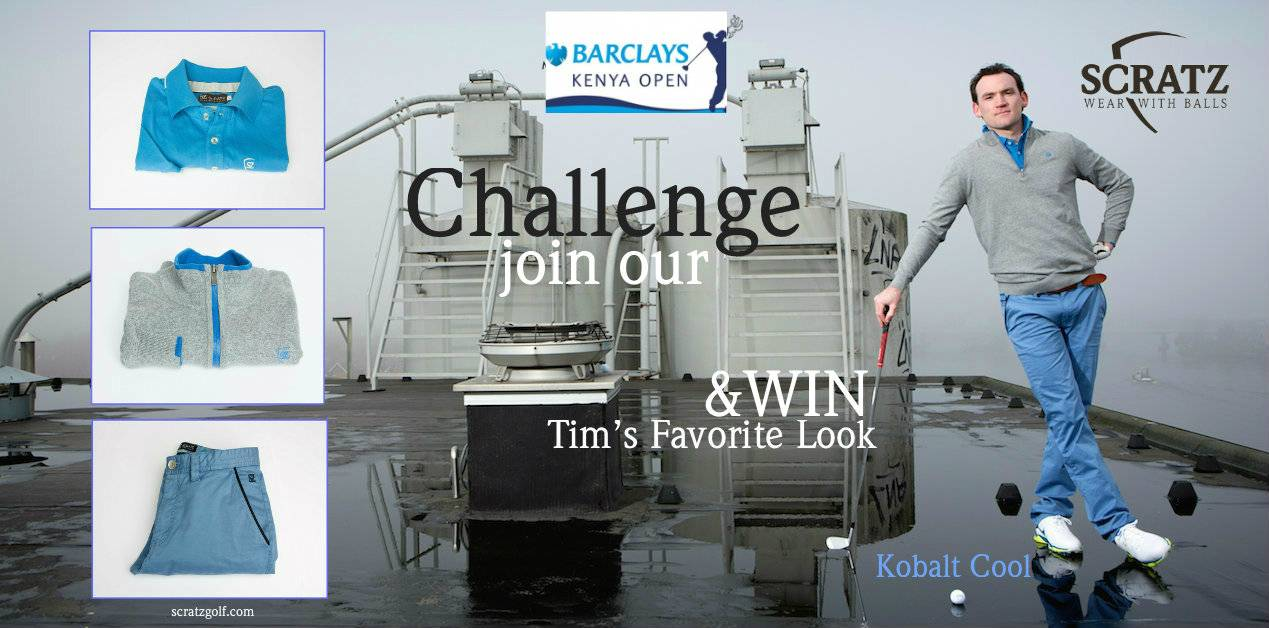 Join our challenge: Barclays Kenya Open