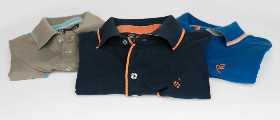 Golf shirts collectie