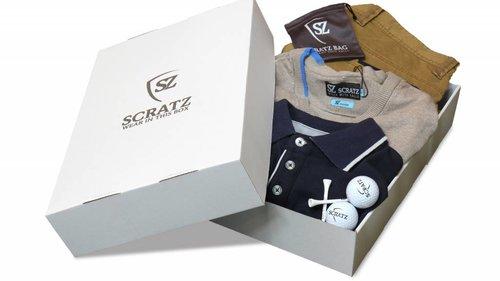 SCRATZ Gift Box: het ultieme geschenk voor heren