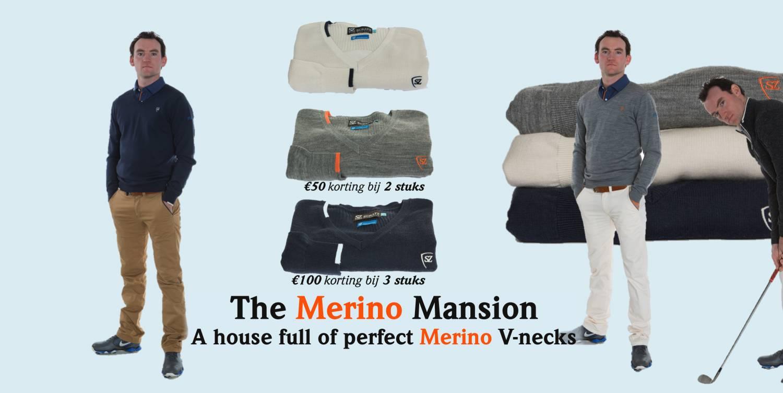 Welkom in The Merino Mansion
