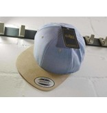 FLEXFIT Chambray-suede Snapback