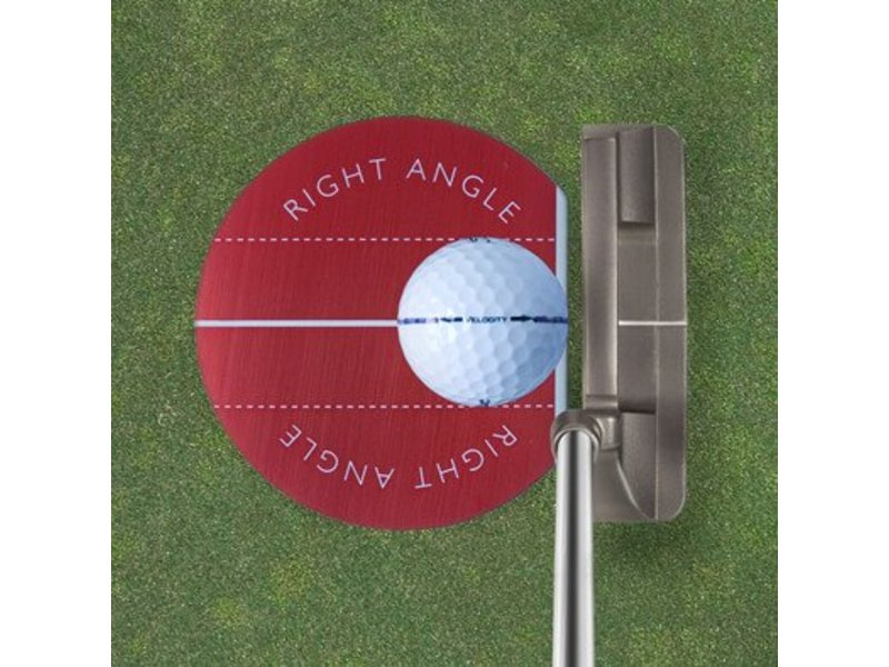 GrooveFix Right Angle Putting Aid