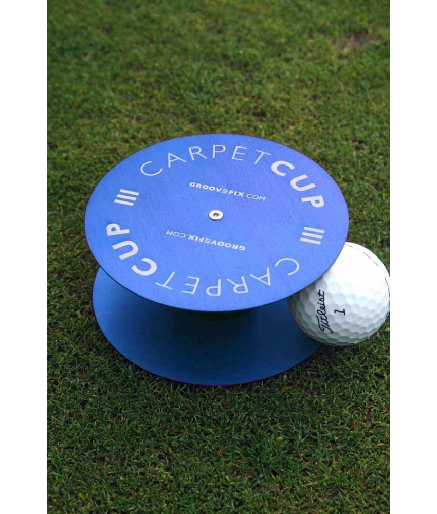 GrooveFix Carpet Cup Putting Hole