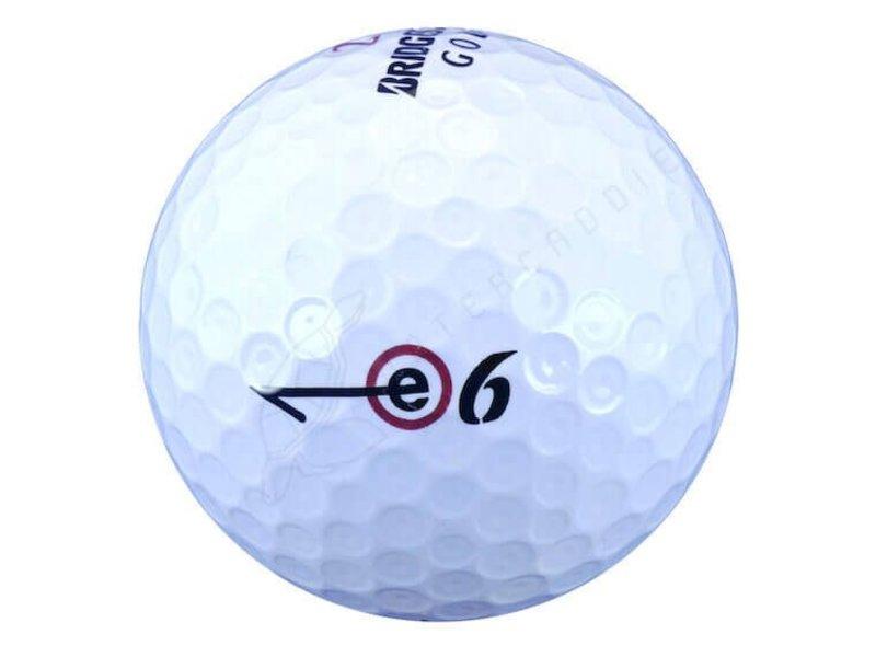 Bridgestone e6 (+) Lakeballs