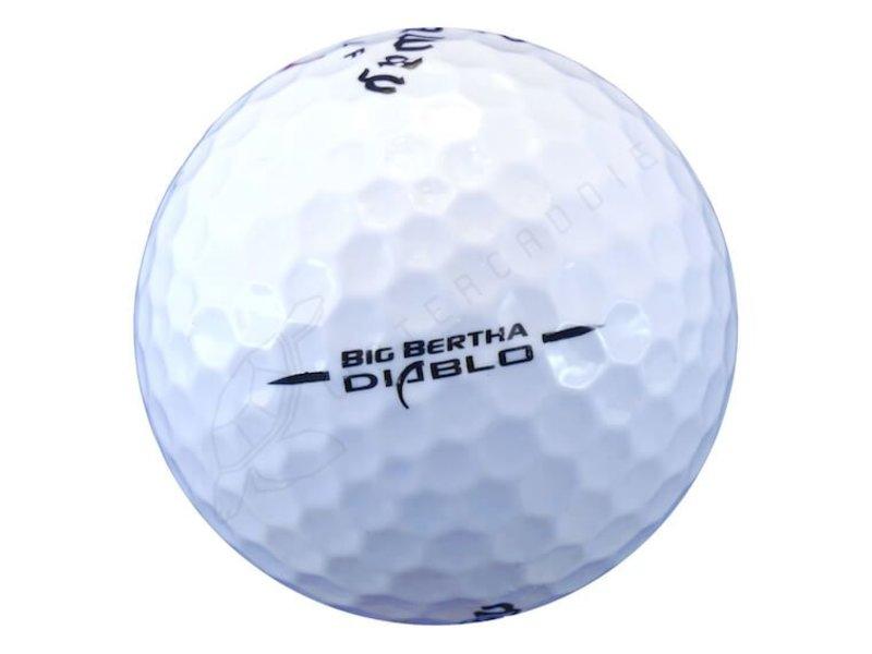 Callaway Big Bertha Diablo Lakeballs