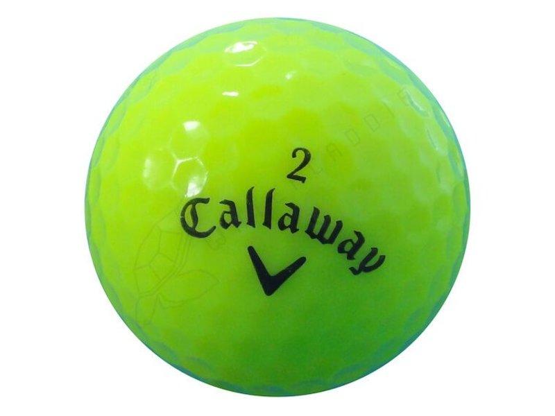 Callaway Mix Gelb Lakeballs