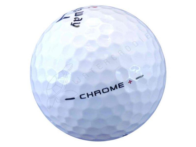 Callaway Chrome+ Lakeballs