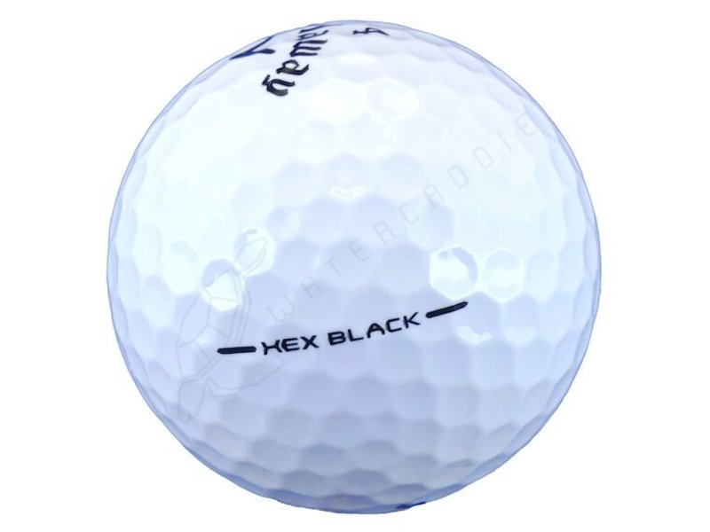 Callaway HEX Black Tour Lakeballs