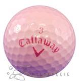 Callaway Solaire Pink und Rosa Lakeballs