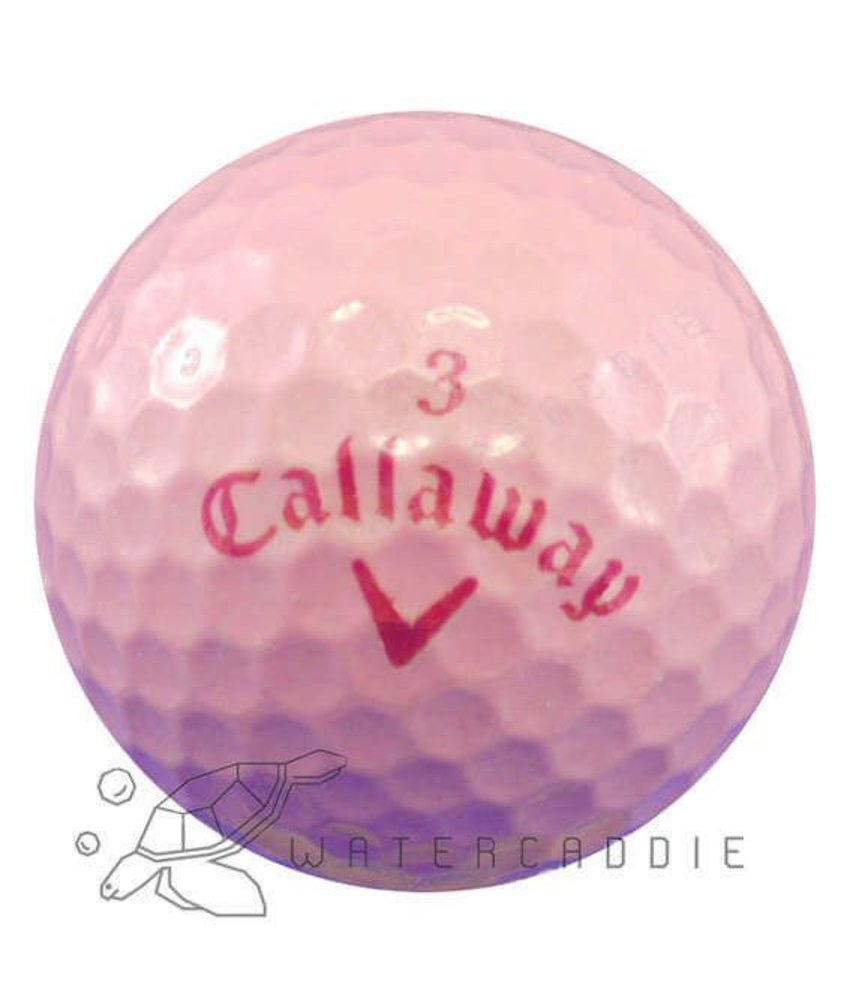 Callaway Solaire Pink und Rosa