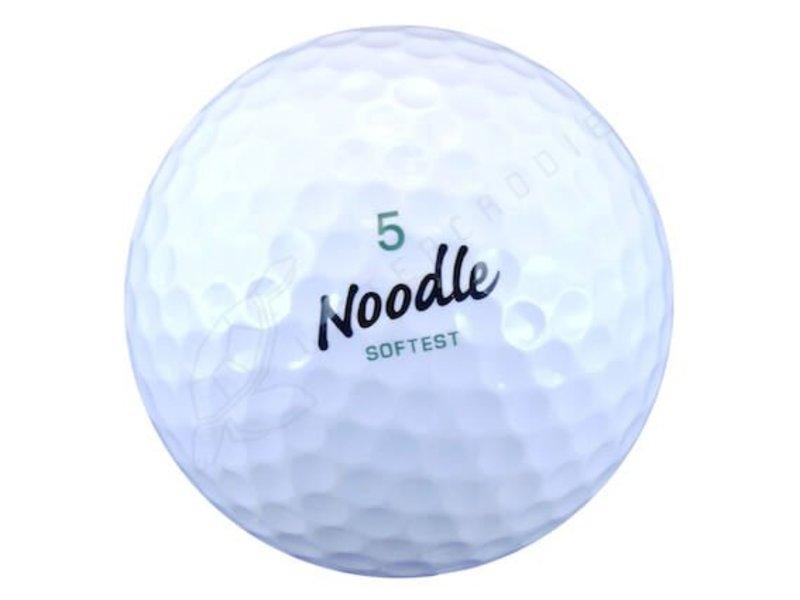 Maxfli Softest Noodle Lakeballs